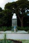 Eu si Lenin la Gradina Botanica Nikita