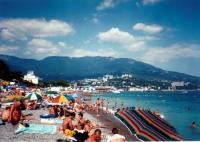 Plaja Primorski Yalta