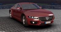 Cum ar putea arăta noul model Dacia Logan Lux